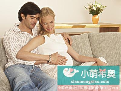 准爸爸如何照顾孕晚期的妻子