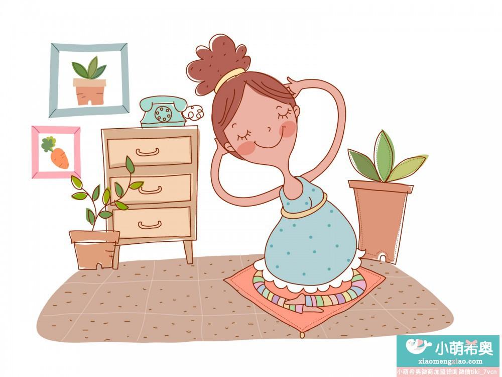 孕期练习瑜伽的好处