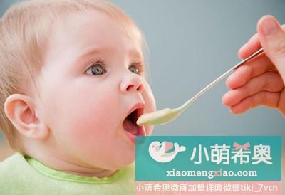 婴儿辅食添加原则