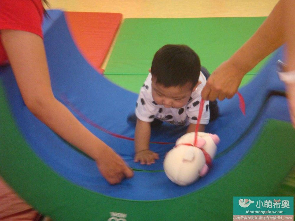 宝宝的智力培养