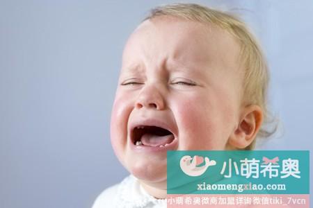 孩子夜啼或受三种疾病困扰